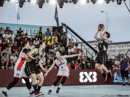 東京五輪予選に向けた第1次強化合宿に臨む3x3女子日本代表候補8名が発表
