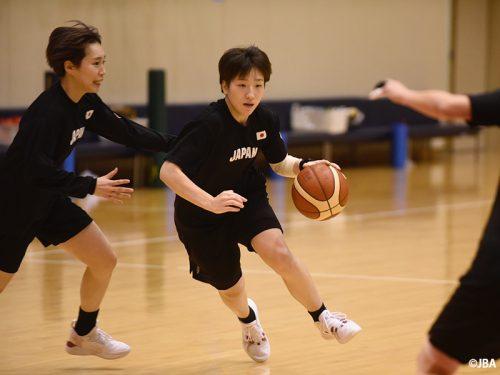 「チャンスは自分でつかみに行くしかない」…女子日本代表の小池遥が決意