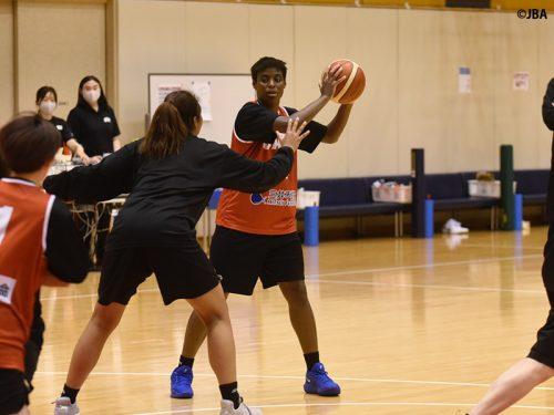 「バスケットが楽しい」…あらゆる面でレベルUPした女子日本代表の馬瓜エブリン