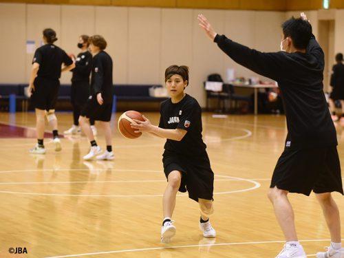 キャリア豊富な女子日本代表の司令塔・町田瑠唯「今はチームを引っ張る立場」