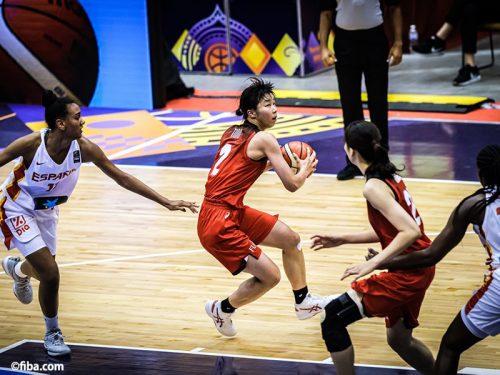 U19女子バスケットボールワールドカップ2021の組み合わせが決定...日本は3大会連続の出場