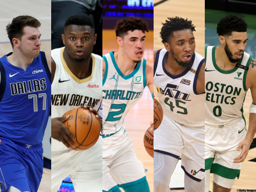 『ESPN』が25歳以下の若手NBA選手ランキングを発表…1〜5位に名を連ねたのは?
