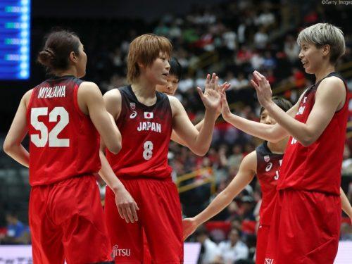 東京五輪へ向けた第2次強化合宿に臨む女子日本代表候補22名が発表