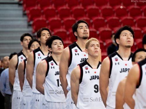 東京五輪の男子日本代表候補32名が発表…八村塁ら主力に加え中村太地やテーブス海が候補入り