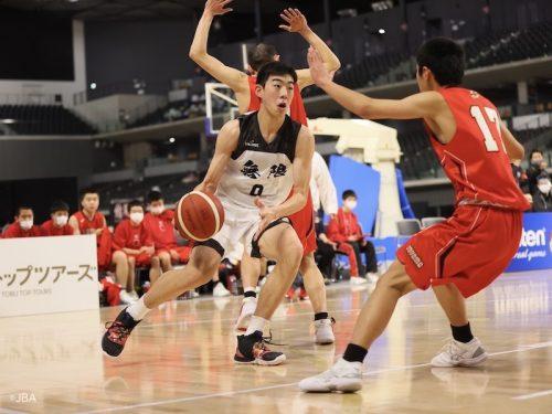 2021年度バスケットボール男子U16日本代表のエントリーキャンプ参加選手が発表