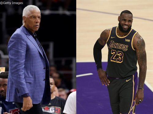 """ジュリアス・アービングが""""NBAオールタイムチーム""""を選定…レブロンを除外した理由は?"""