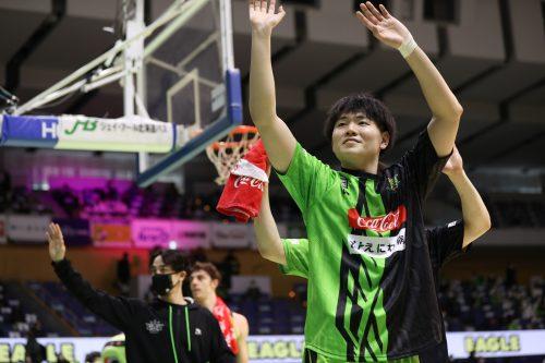山口颯斗がレバンガ北海道と選手契約締結…「新人王は狙っていきたい」