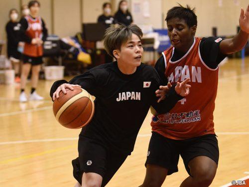 東京五輪最終メンバー生き残りを目指す安間志織「もっともっとアグレッシブに」