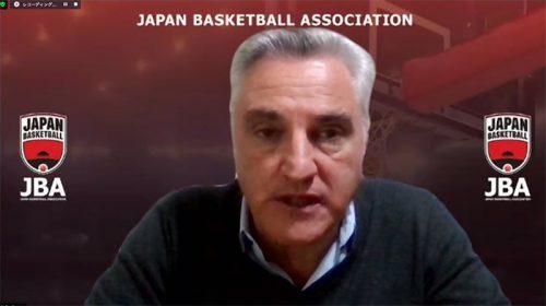 東京2020オリンピックに向けた男子日本代表候補20名を発表…海外組の八村塁、渡邊雄太、馬場雄大もエントリー