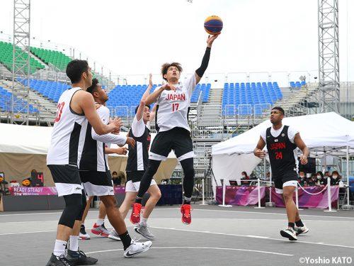 『READY STEADY TOKYO−バスケットボール』開催…3x3代表候補らが本番会場でシミュレーション