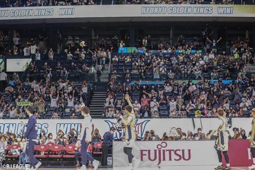琉球の藤田HCが「日本一のバスケカルチャーを持つ」ブースターの後押しに感謝