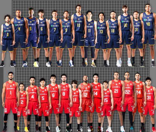 日本テレビ系初のBリーグ地上波中継に川崎の篠山、辻の両選手がゲスト出演決定
