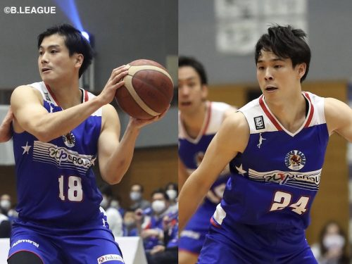 ファイティングイーグルス名古屋、飛田浩明と荒川颯を自由交渉選手リストへ公示
