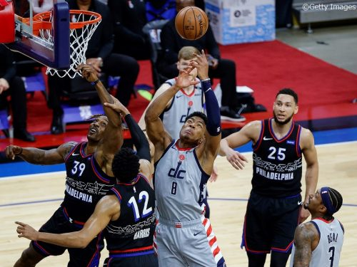 NBA2年目でプレーオフのコートに足を踏み入れた八村塁「経験できてすごく良かった」