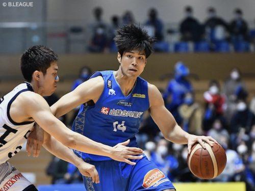 島根が杉浦佑成を自由交渉選手リストへ公示…今季平均6.8得点を記録