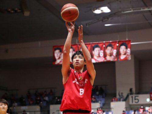 名古屋Dがキャプテンの張本天傑ら3選手との契約継続を発表