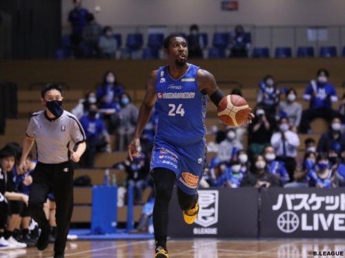 島根が京都を破り7連勝…ブルックスが25得点の活躍