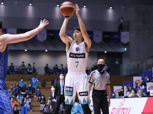 京都ハンナリーズ、大庭岳輝を自由交渉選手リストへ公示