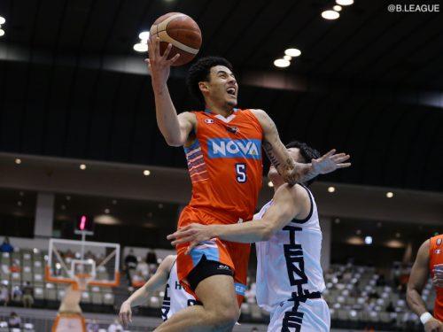 広島が100点ゲームで信州に勝利…5選手が2ケタ得点をマークして快勝