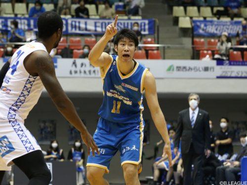 滋賀が今川友哲との契約継続を発表…今季55試合出場で平均2.8得点