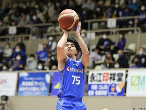 島根スサノオマジック、神里和を自由交渉選手リストへ公示