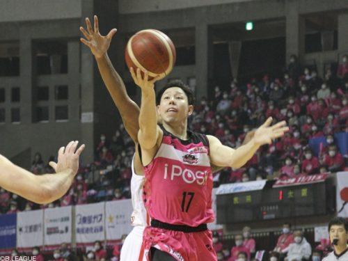 秋田が中山拓哉との3年契約を発表「秋田で勝ちたいという思いは誰よりも強い」