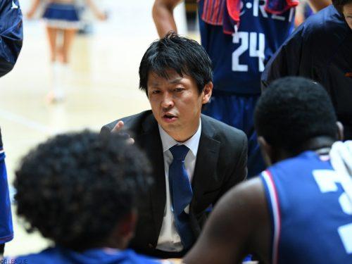 アースフレンズ東京Z、東頭俊典HCとの契約満了を発表