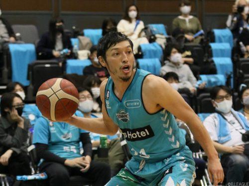 京都ハンナリーズ、石谷聡を自由交渉選手リストへ公示