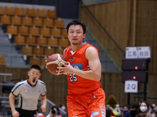 広島ドラゴンフライズ、荒尾岳を自由交渉選手リストへ公示