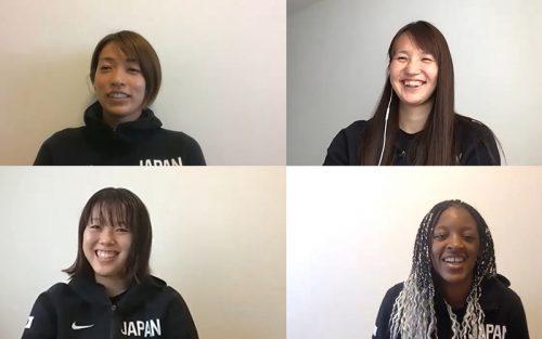東京五輪の切符をつかんだ3x3女子日本代表が喜びのコメント…「ホッとした」