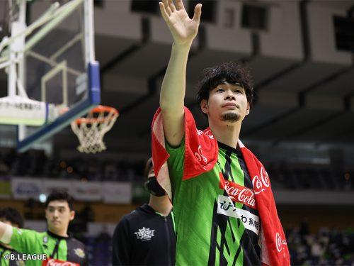 レバンガ北海道が中野司との契約継続を発表「チャレンジ精神を持って…」