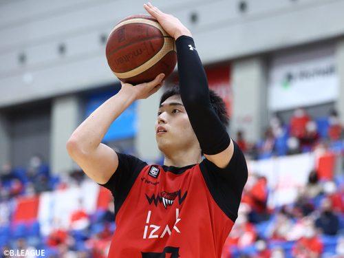 信州が岡田侑大獲得を発表「チームと共に成長し、貢献できるように」