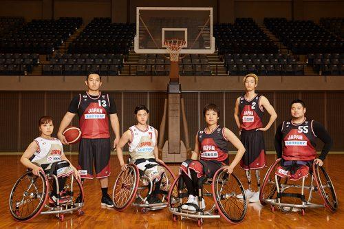 Championが車いすバスケ日本代表ユニフォームを発表…コンセプトは「一富士二鷹三茄子」