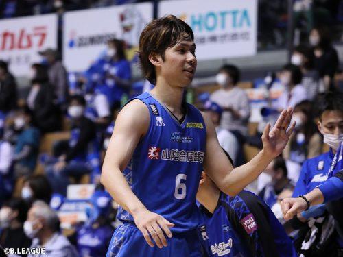 島根が主将の北川弘と契約継続「応援されるに相応しいチームになるよう…」