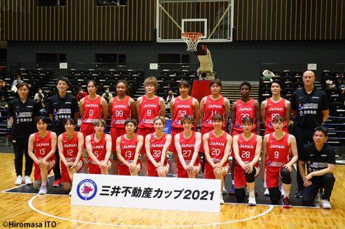 女子日本代表が第6次合宿をスタート…12名のエントリーに向け16名がラストスパート