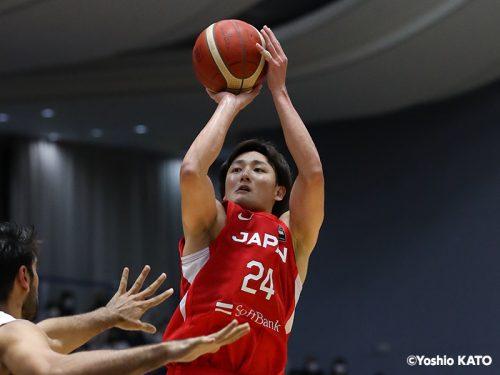 田中大貴、安藤周人らが気を吐いたが…日本代表はイラン代表との第2戦に惜敗
