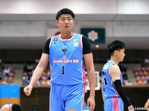 元日本代表・中西良太が自由交渉選手リスト入り…今シーズンは佐賀で平均11.1得点を記録