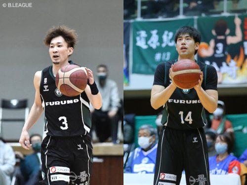 西宮が松崎賢人、福田真生と契約継続「観ていて気持ちのいい強いチームを目指して」