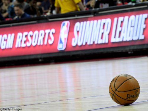 NBAサマーリーグが2年ぶりに復活、8月からラスベガスで10日間にわたって開催へ