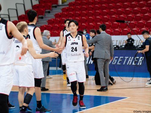 フィリピンで行われるFIBAアジアカップ予選に挑む男子日本代表候補が発表