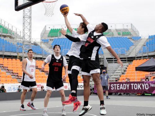 JBAが3x3男子日本代表の第3・4次強化合宿参加メンバーを発表