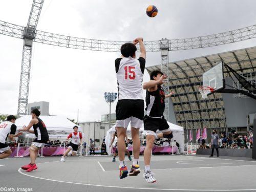 3x3の東京オリンピック競技日程が決定…7月24〜28日に開催