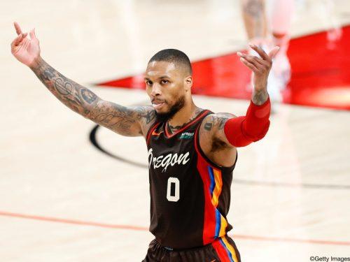 大将は限界? NBA優勝を望むリラードがブレイザーズへの不満を吐露