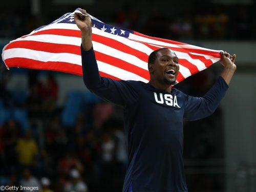 大会4連覇を狙うアメリカ代表、東京オリンピックへ出場するロースター12名が決定へ