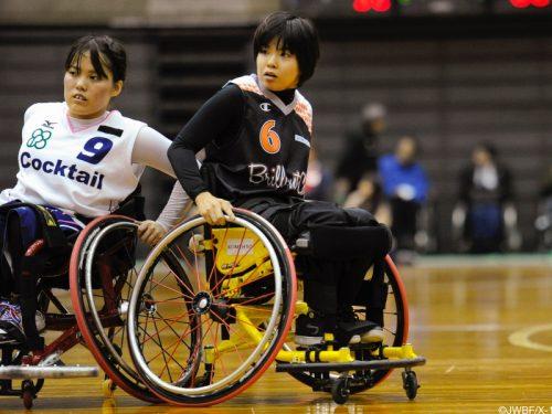 【車いすバスケリレーインタビュー 女子Vol.27】小栗綾乃「自分がやる意味を見出した車いすバスケ」
