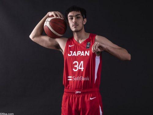 琉球が日本代表の渡邉飛勇と契約合意「優勝するために戦います」