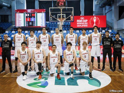 シュート精度に苦しんだ日本代表…比江島と金丸が12得点も中国に敗戦