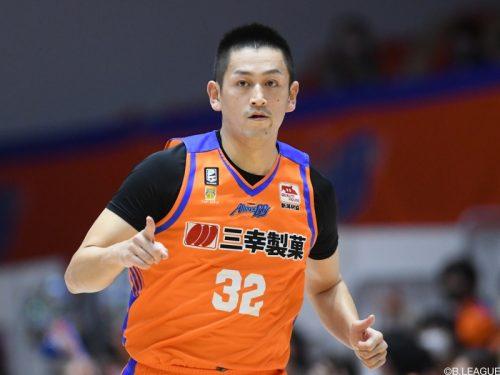 37歳のベテラン・池田雄一が新潟に残留「正しい方向に進めるよう全力を尽くしたい」