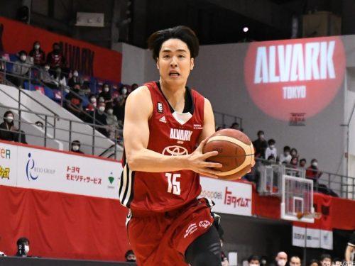 A東京が竹内譲次と契約満了「2回の優勝は僕の一生の財産」