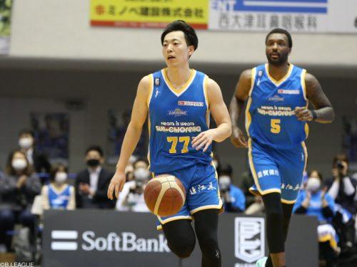 信州が前田怜緒の獲得を発表…今季57試合出場で平均4.8得点